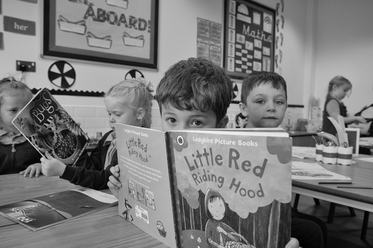 Our approach to reading - Neasden Primary School